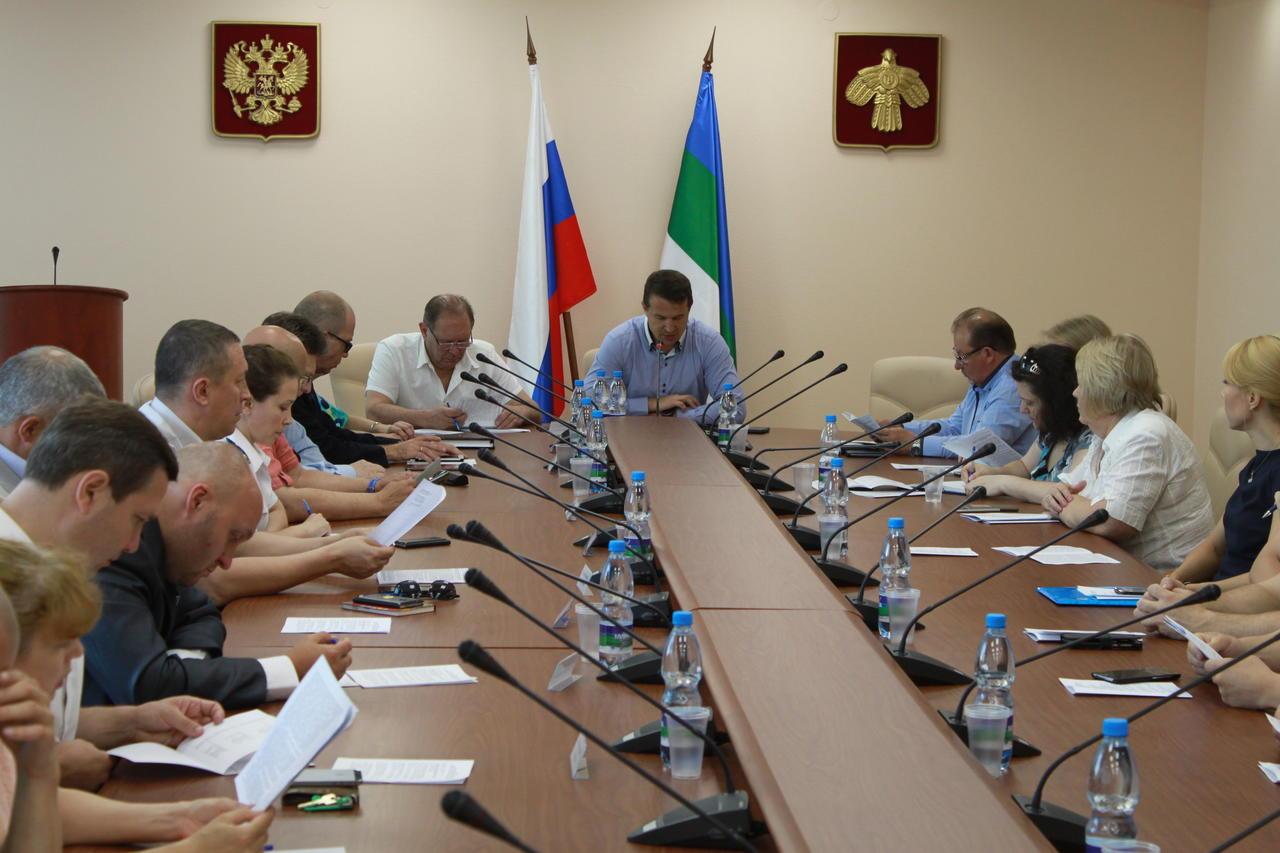 20 июля 2017 года в Государственном Совете Республики Коми состоялось рабочее совещание по вопросам долевого строительства